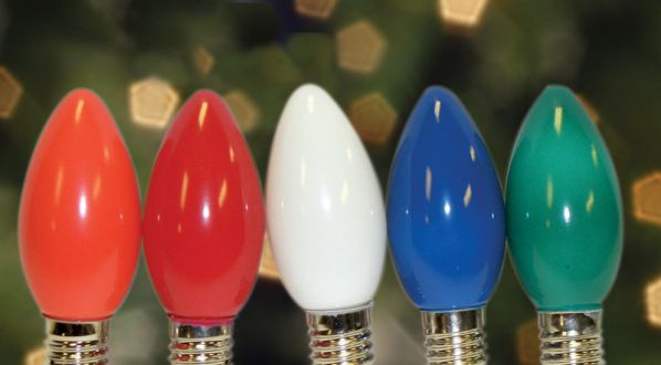 C7 Opaque Bulbs