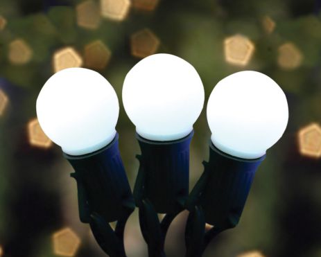 LED G32 Globe Lights