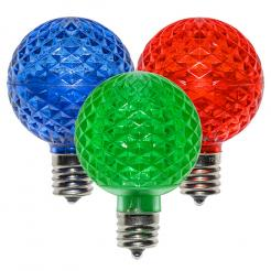 LED G50 Bulbs