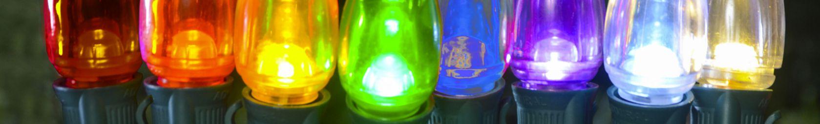 LED C9 Bulbs