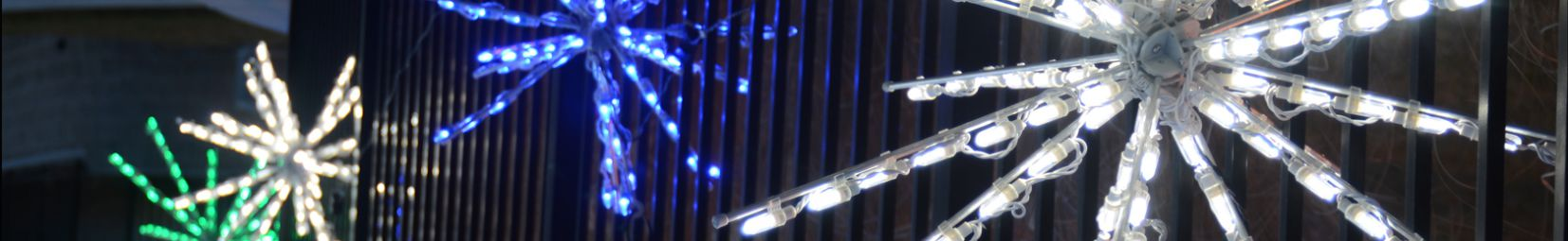 LED Starbursts