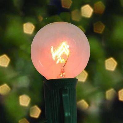 G40 Clear Bulbs - G40CL
