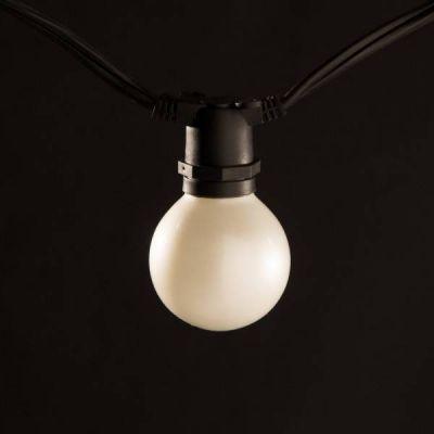 G50 Pearl White Bulbs - G50PW