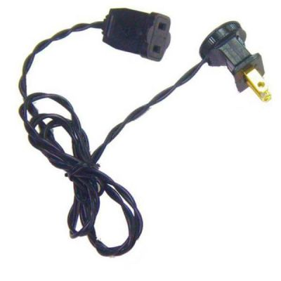 Jumper cord - 3' (Black)