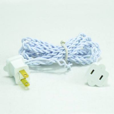 Jumper cord - 6' (White)