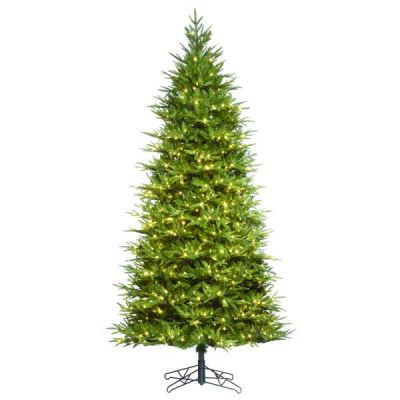 LED-95FFTWWC - LED Frasier Fir Tree - 9.5'