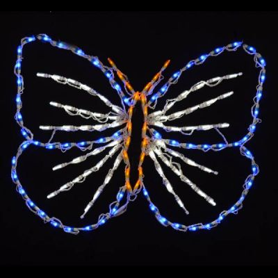 LED Butterfly Morpho