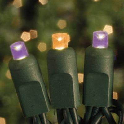LED Concave 70's (Orange/Purple)