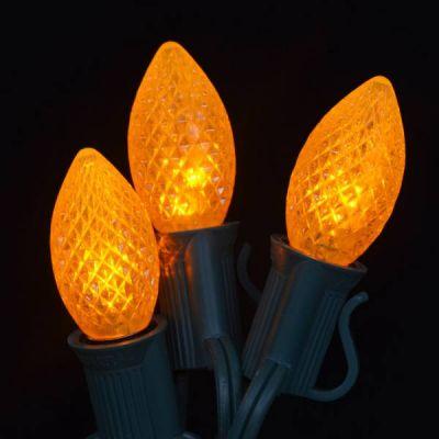 LED C7 Gold