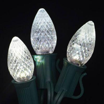 LED C7 White