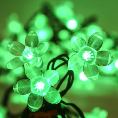 LED 70 Cherry Blossom Light strand (Green)