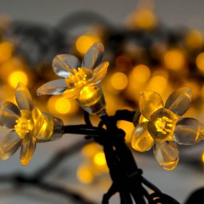 LED 70 Cherry Blossom Light strand (Yellow)
