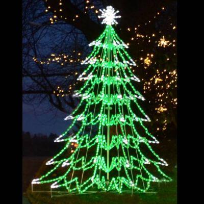 LED 3D Tree
