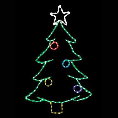 LED-CT64 - LED Christmas Tree