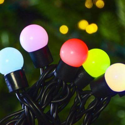 LED G15 Light Strand (Multi Colored)