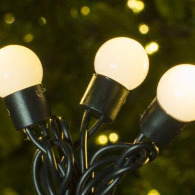 LED G15 Light Strand (Warm White)