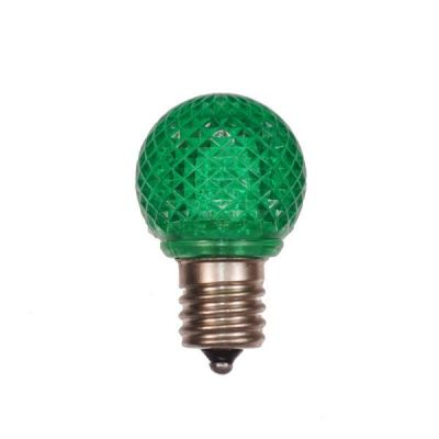 LED G32 Green Bulbs