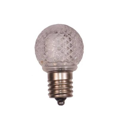 LED G32 Warm White Bulbs