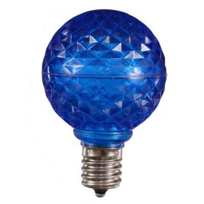 LED G50 Bulb (Blue)