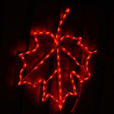 LED Maple Leaf