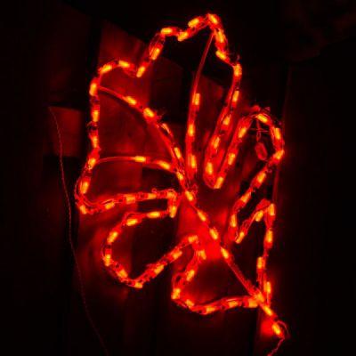 LED Oak Leaf