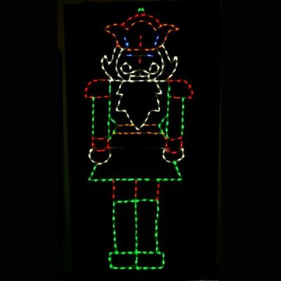 LED Nutcracker