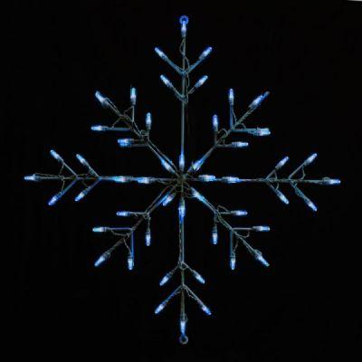 LED Snowflake 24