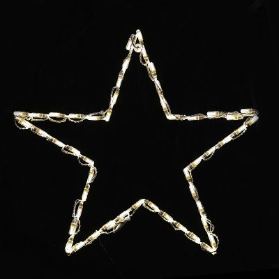 LED Star Warm White