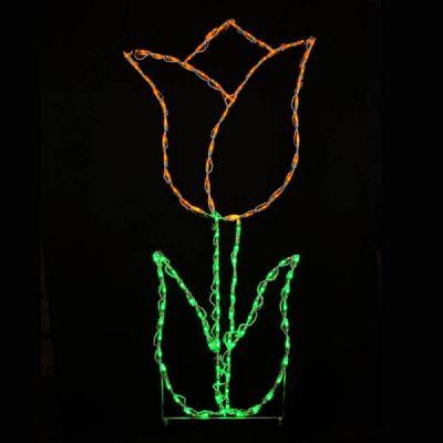 LED Tulip Yellow