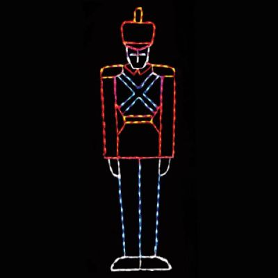 LED Toy Soldier