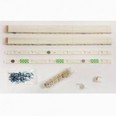 Magnetic Track Kit - 25' White