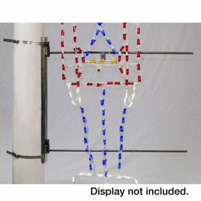 Pole Mount Display Bracket Kit
