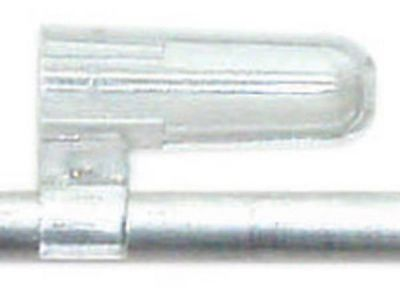 RC09 Clip for replaceable LED (Clear)