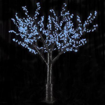 Cherry Blossom Tree 8' Blue