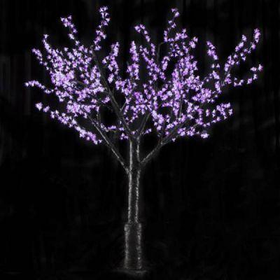 Cherry Blossom Tree 8' Purple