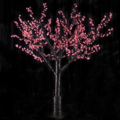 Cherry Blossom Tree 8' Red
