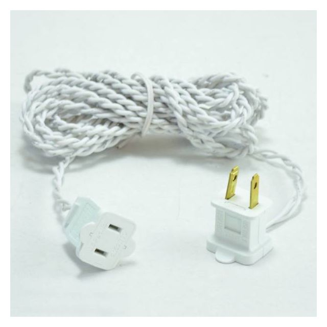 Jumper cord - 12' (White)