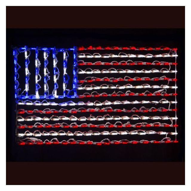 LED American Fla