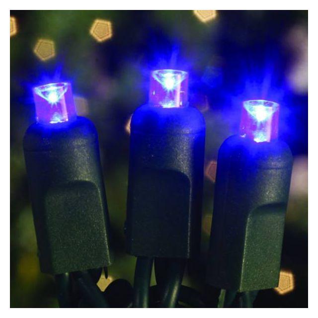 70's LED Concave Blue