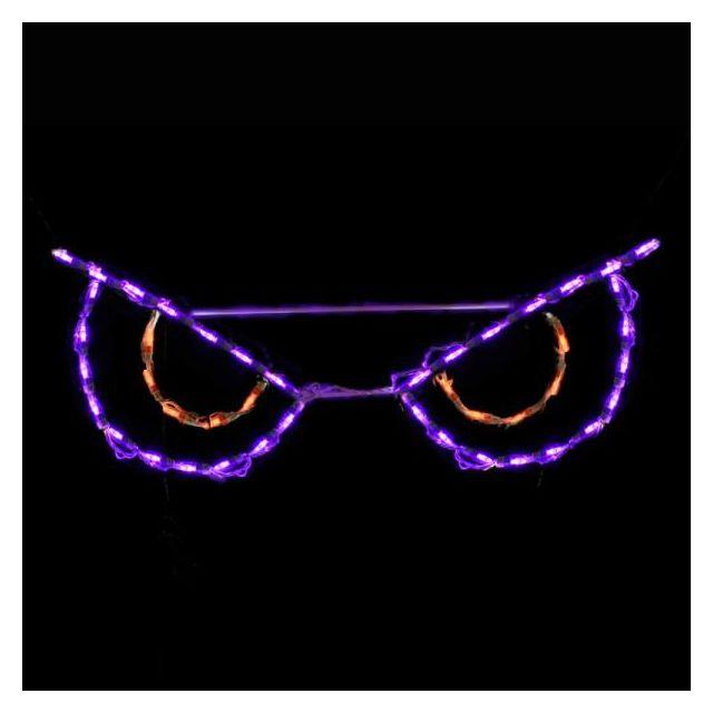 LED Spooky Eyes Orang