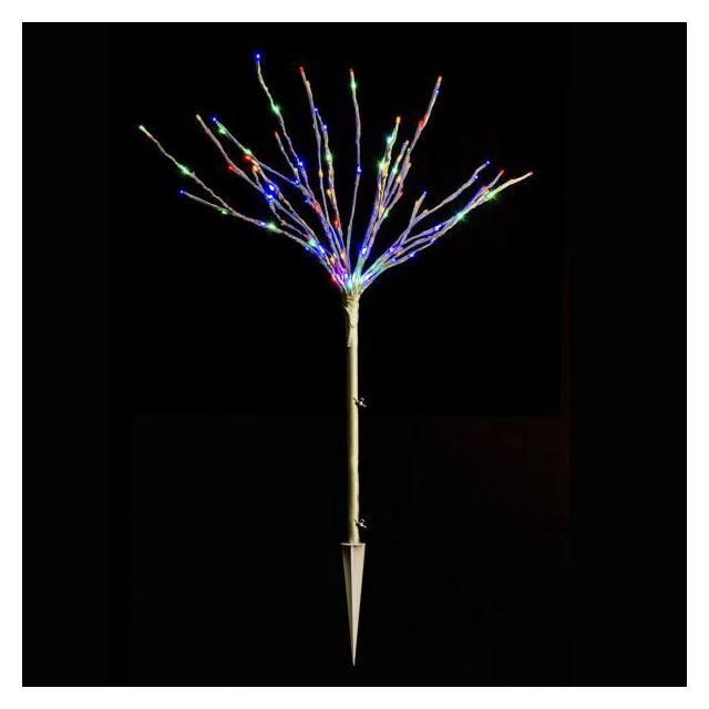 """LED 36"""" Light Burst Tree - Twinkle Multi Light"""