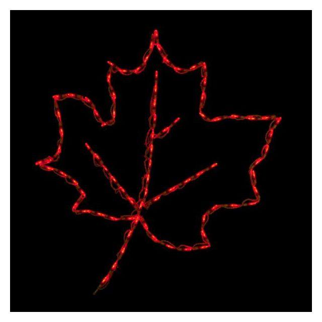 LED Maple Lea