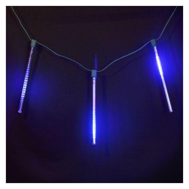 """LED 12"""" Meteor Light 30CM Blu"""