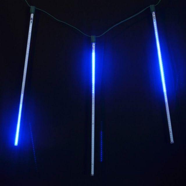 """LED 24"""" Meteor Light 60CM Blu"""