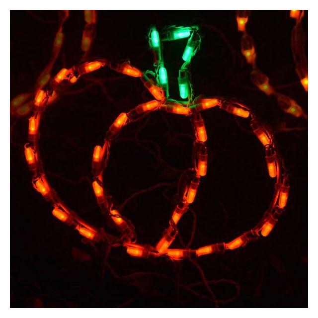 LED Pumpkin Small