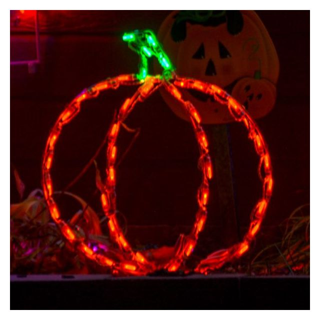 LED Pumpkin Large