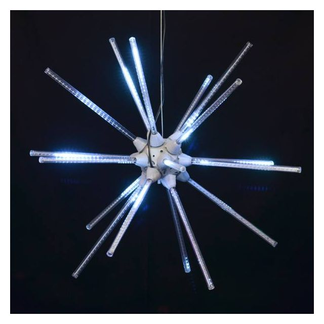 "LED 24"" Animated Starburst Whit"