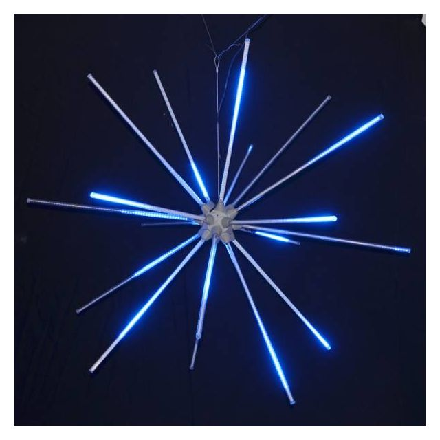 "LED 48"" Animated Starburst Blue"