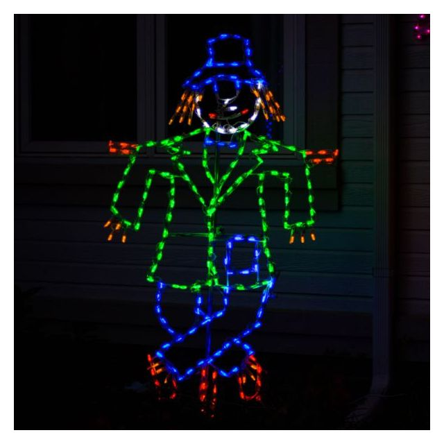 LED Scarecro