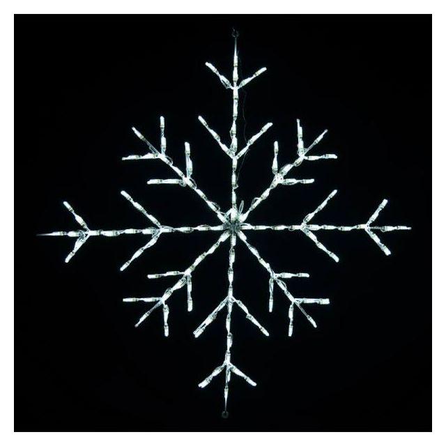 """LED 36"""" Snowflake (White)"""